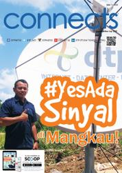 Cover Majalah connects ED 07 September 2016
