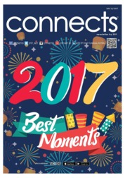 Cover Majalah connects ED 11 Desember 2017
