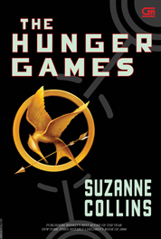 Cover The Hunger Games oleh