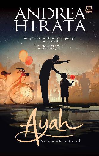 Buku Digital Ayah oleh Andrea Hirata
