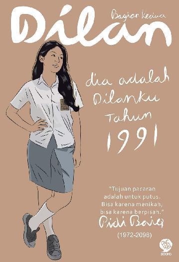 Buku Digital Dilan: Dia adalah Dilanku Tahun 1991 oleh Pidi Baiq