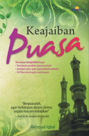 Cover Keajaiban Puasa oleh Akhmad Iqbal