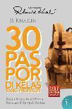 Cover 30 Paspor di Kelas Sang Profesor #1 oleh JS. Khairen