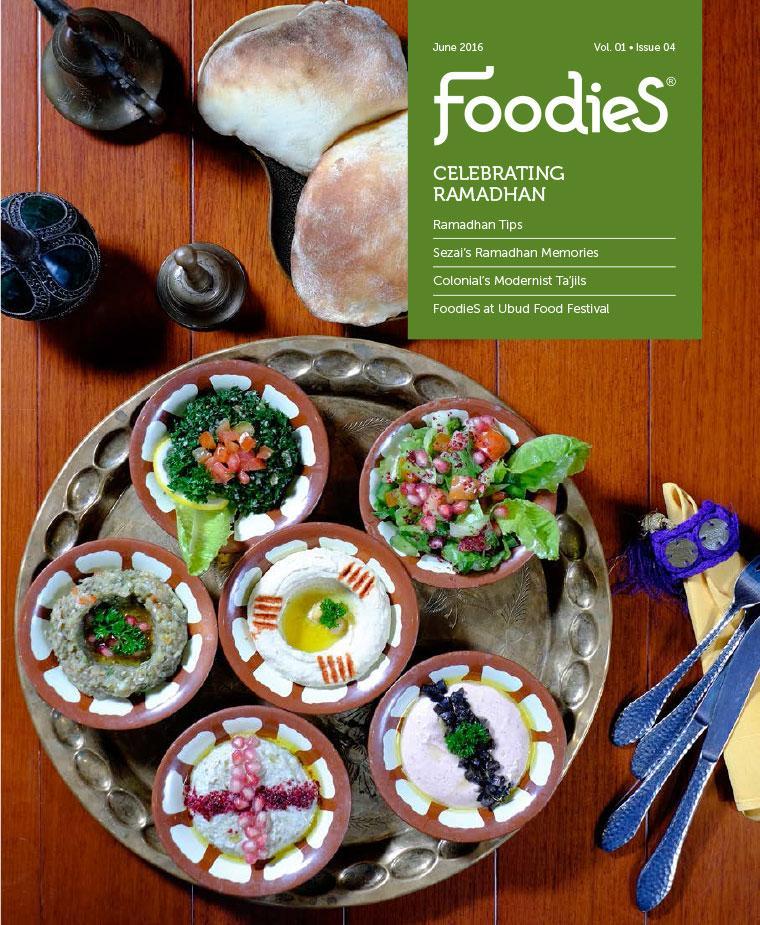 Foodies Digital Magazine June 2016