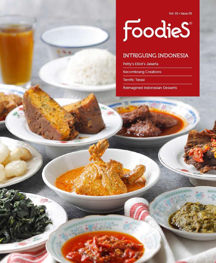 Foodies Digital Magazine August 2016