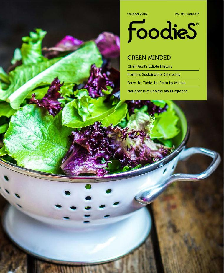 Foodies Digital Magazine October 2016