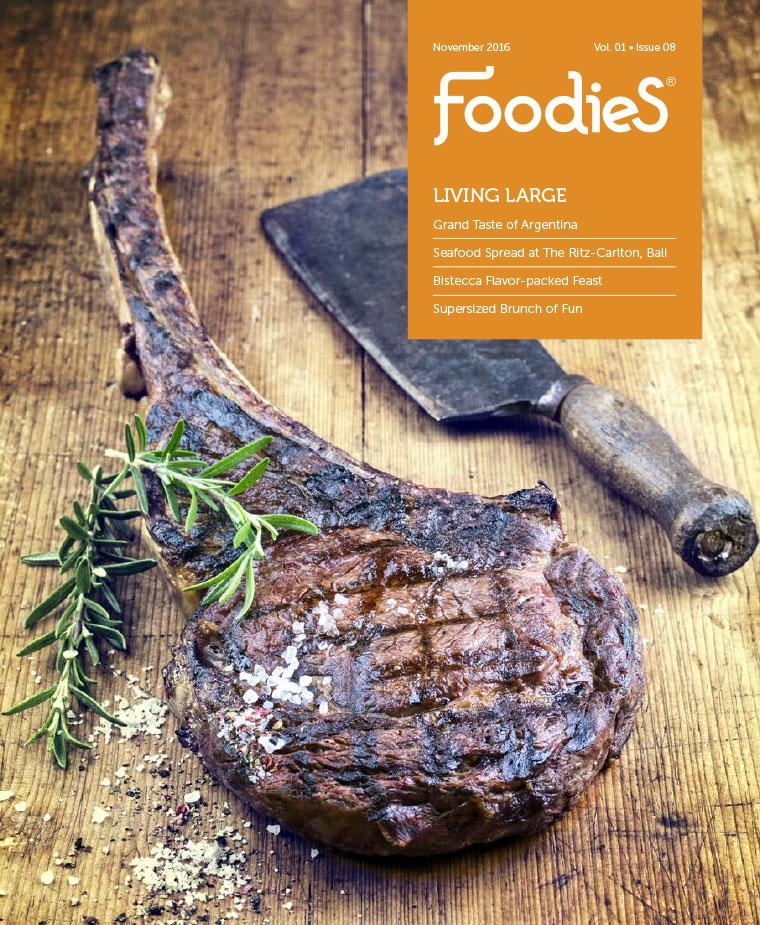 Majalah Digital Foodies November 2016