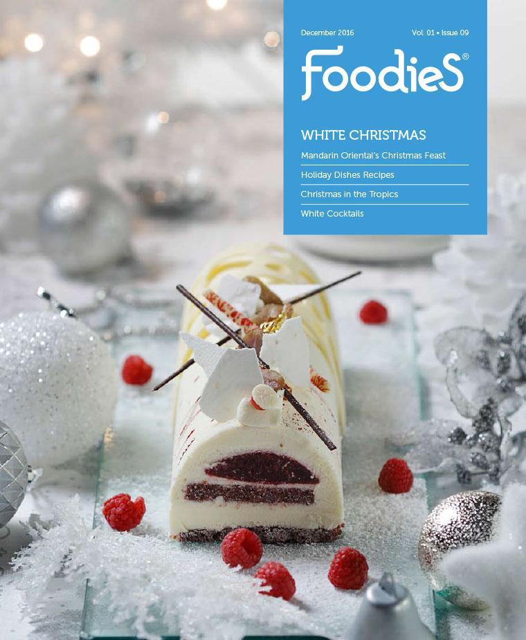 Foodies Digital Magazine December 2016