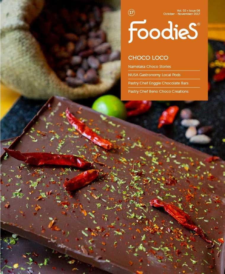 Foodies Digital Magazine October–November 2017