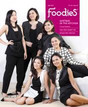 Foodies Magazine Cover April 2016
