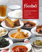Foodies Magazine Cover August 2016