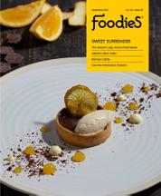 Foodies Magazine Cover September 2016