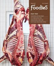 Foodies Magazine Cover February 2017