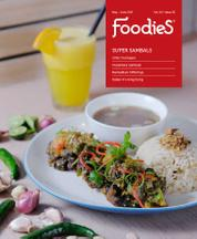 Foodies Magazine Cover May–June 2017