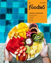 Foodies Magazine Cover July–August 2017