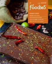 Cover Majalah Foodies Oktober–November 2017