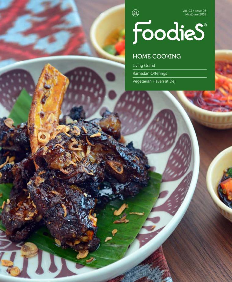Majalah Digital Foodies Juni 2018