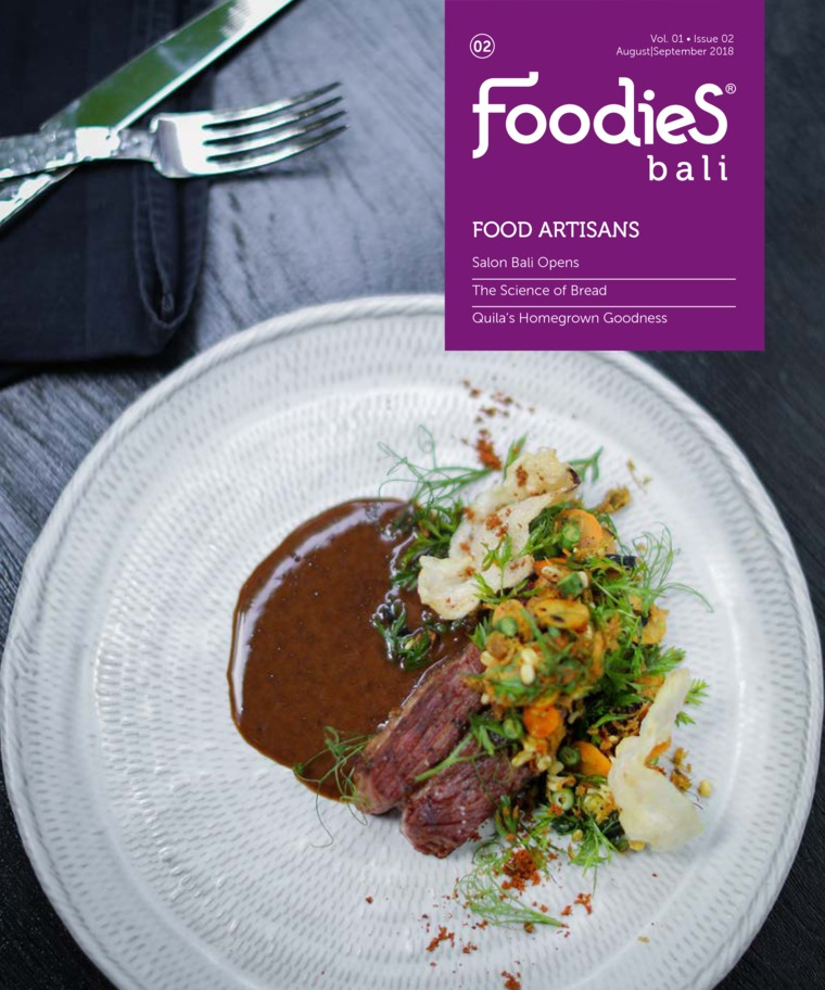 Foodies Digital Magazine September 2018