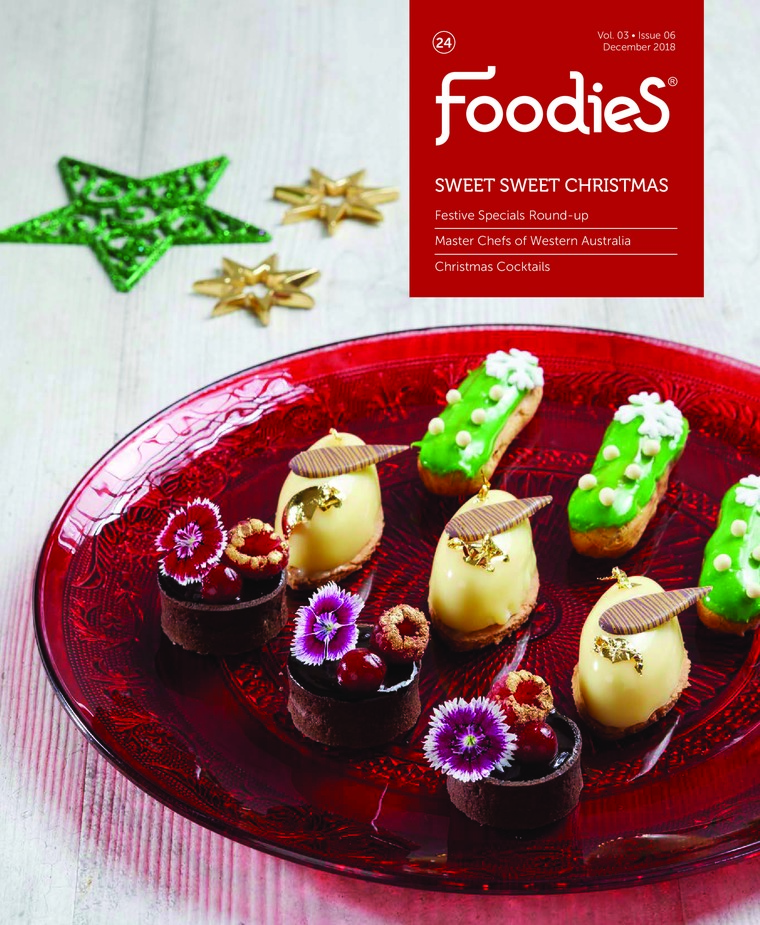 Foodies Digital Magazine December 2018