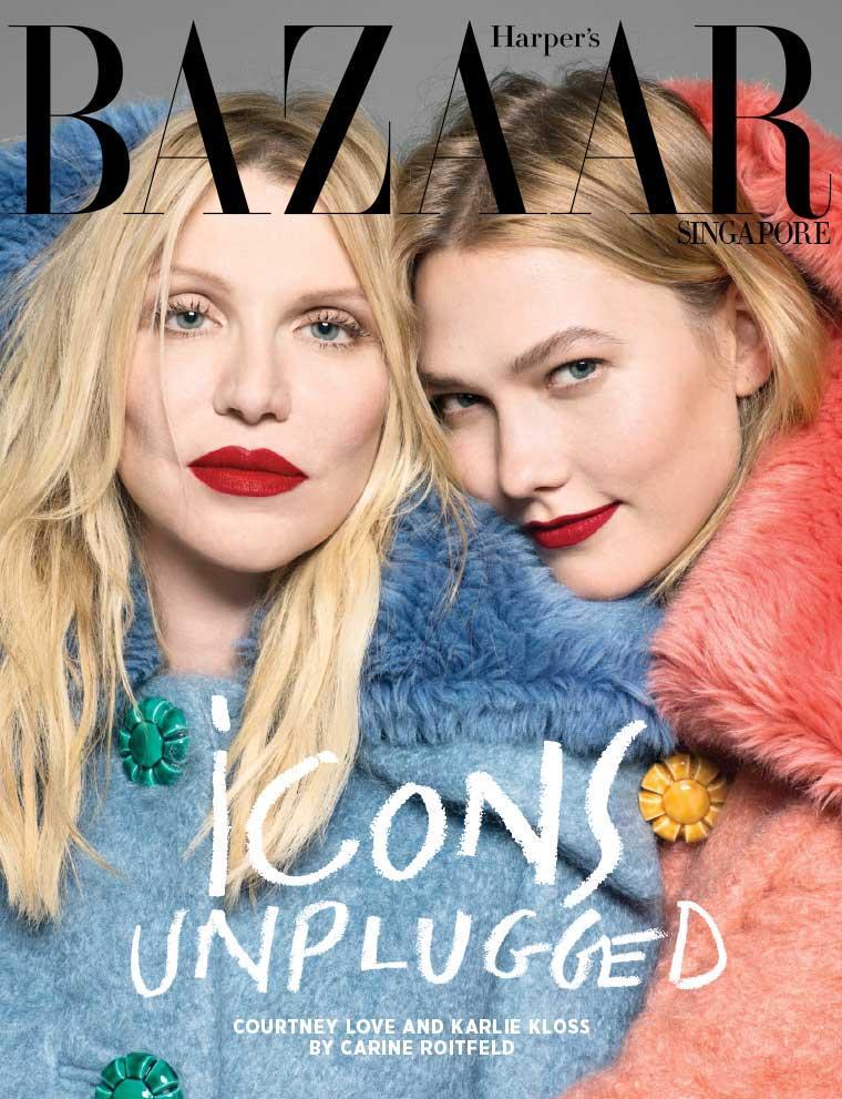 Majalah Digital Harper's BAZAAR Singapore September 2017