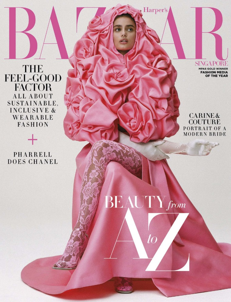 Harper's BAZAAR Singapore Digital Magazine May 2019