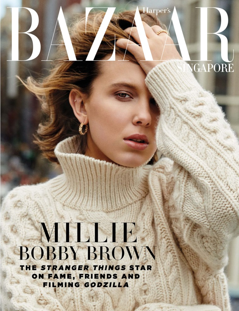 Harper's BAZAAR Singapore Digital Magazine June 2019
