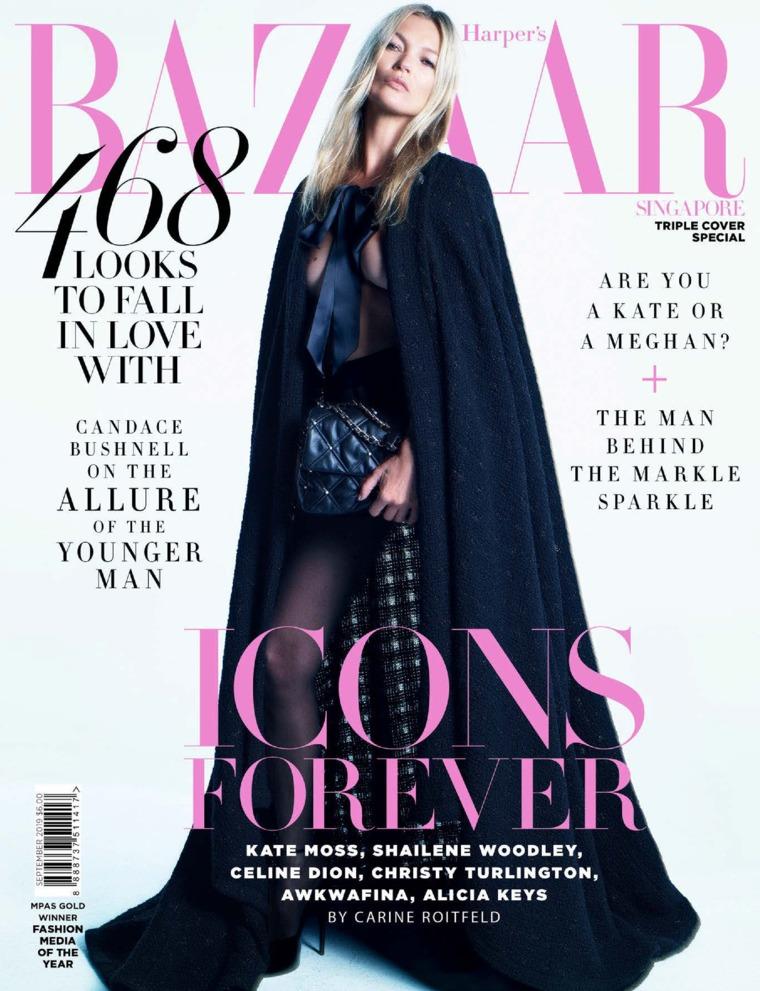 Harper's BAZAAR Singapore Digital Magazine September 2019