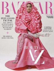 Harper's BAZAAR Singapore Magazine Cover May 2019