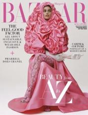 Cover Majalah Harper's BAZAAR Singapore Mei 2019