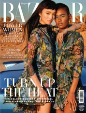 Harper's BAZAAR Singapore Magazine Cover August 2019