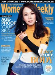 Cover Majalah Womens Weekly Singapore September 2016