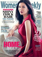 Cover Majalah Women's Weekly Singapore Agustus 2017
