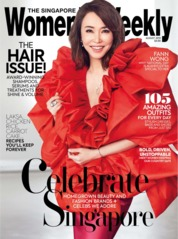 Cover Majalah Women's Weekly Singapore Agustus 2019