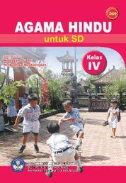 Cover SD Kelas 4 - Pendidikan Agama Hindu oleh Ni Nyoman Mastiningsih