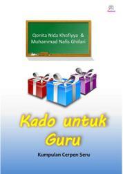 Cover Kado untuk Guru oleh Qonita Nida Khofiyya