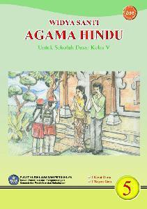 SD Kelas 5 - Pendidikan Agama Hindu by Widya Santi Digital Book