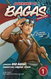 Cover Adventures of Bagas 1 - The Mistery Of Paneleh's Tomb oleh Andik Prayogo