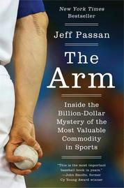 The Arm by Jeff Passan Cover