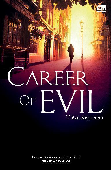 Buku Digital Career of Evil - Titian Kejahatan oleh Robert Galbraith