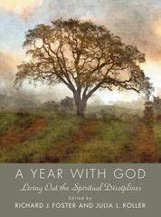 Year with God by Richard J. Foster Cover