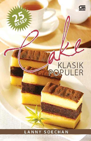 Resep Marmer Cake Klasik