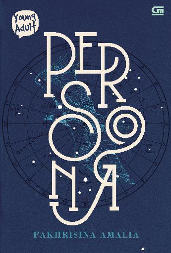 Buku Digital Young Adult: Persona oleh Fakhrisina Amalia