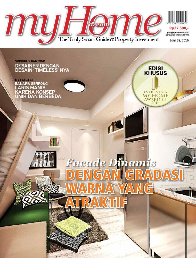My Dream Home Digital Magazine ED 39 October 2016