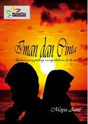 Iman dan Cinta by Maya Azni Cover