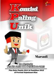 Komisi Paling Unik by Marsudi Cover