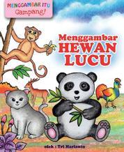 Cover Menggambar Hewan Lucu oleh Tri Harianto