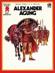 Cover Alexander Agung oleh Belinda Hollyer & A. Haryono
