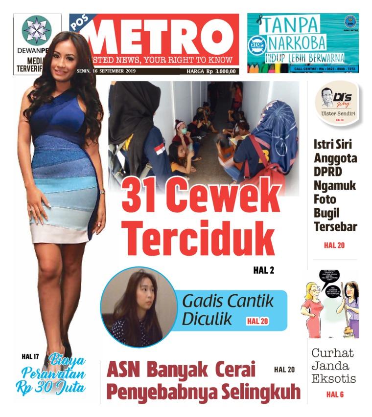 POSMETRO Digital Newspaper 16 September 2019