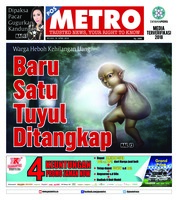 POSMETRO Cover 11 April 2018