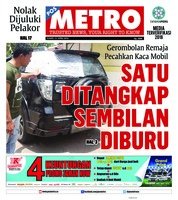 POSMETRO Cover 12 April 2018